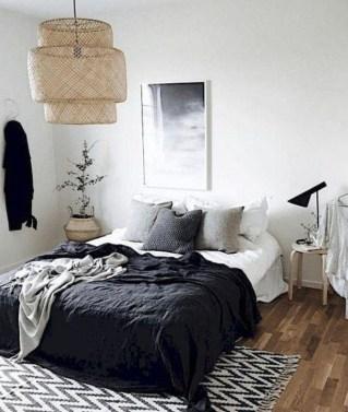 Excellent Scandinavian Bedroom Interior Design Ideas32