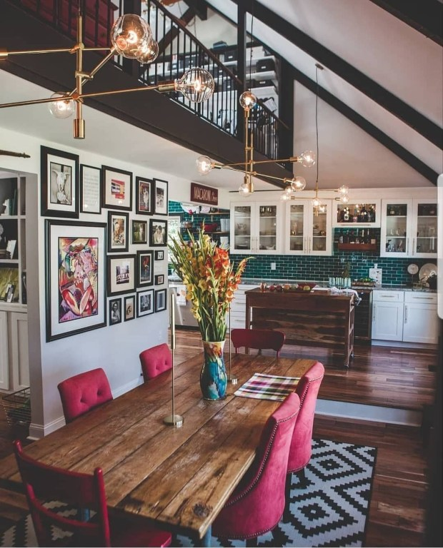 Lovely Dining Room Designs Ideas40