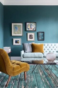 Unique Wall Tiles Design Ideas For Living Room15