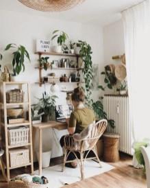 Vintage Home Office Design Ideas11