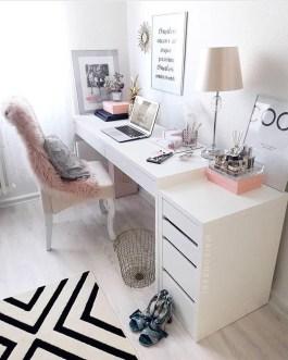Vintage Home Office Design Ideas29