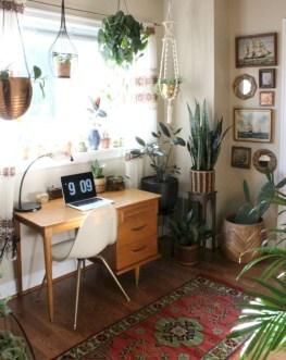 Vintage Home Office Design Ideas30