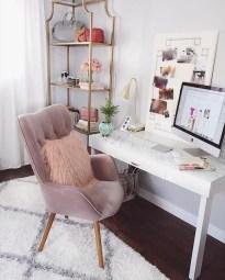Vintage Home Office Design Ideas43