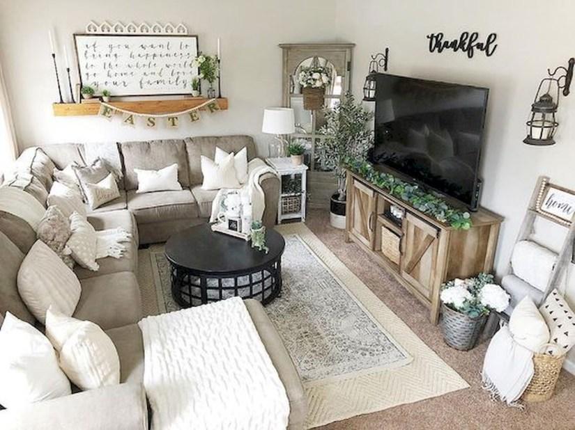 Attractive Living Room Decorations Design Ideas09