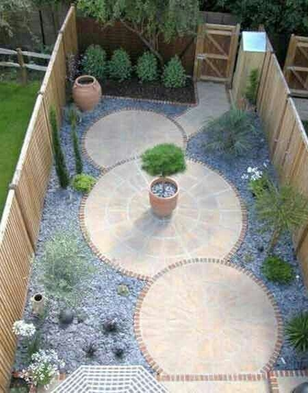 Awesome Small Garden Fence Ideas09