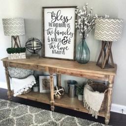 Beautiful Farmhouse Living Room Decor Ideas02