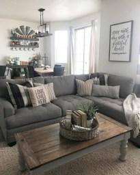 Beautiful Farmhouse Living Room Decor Ideas03