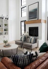 Beautiful Farmhouse Living Room Decor Ideas25