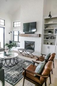Beautiful Farmhouse Living Room Decor Ideas26