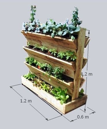 Brilliant Vertical Gardening Ideas15