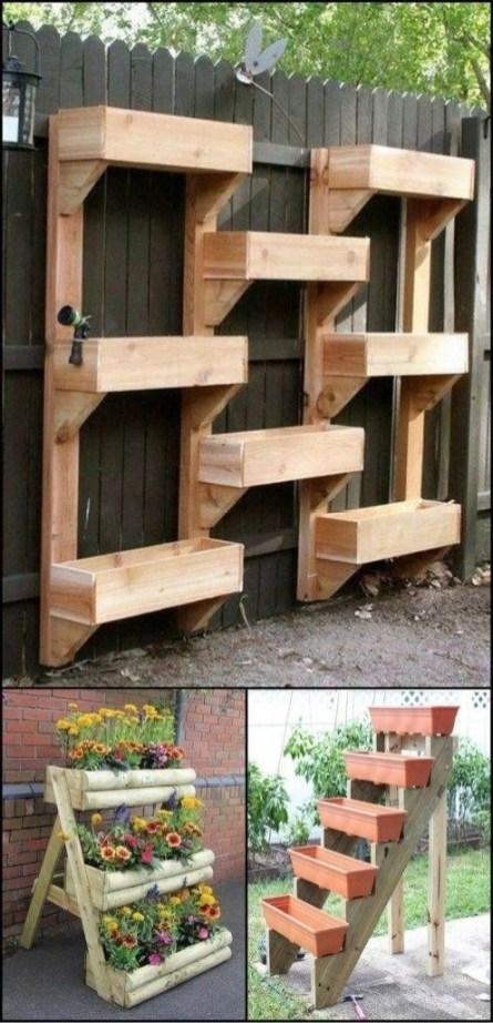 Brilliant Vertical Gardening Ideas48