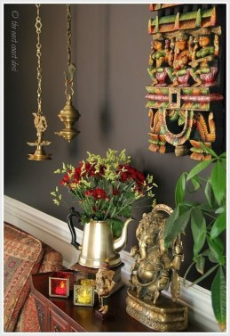 Charming Indian Home Decor Ideas For Your Ordinary Home02