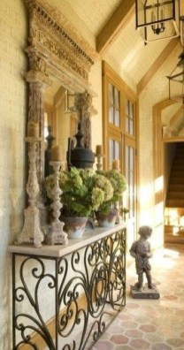 Comfy French Home Decoration Ideas10