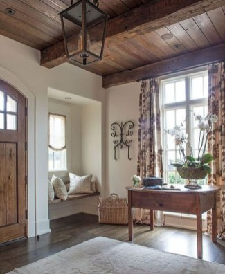 Comfy French Home Decoration Ideas11