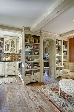 Comfy French Home Decoration Ideas21