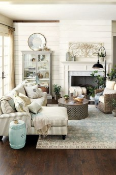 Comfy French Home Decoration Ideas25