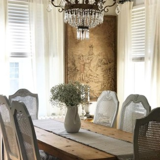 Comfy French Home Decoration Ideas29