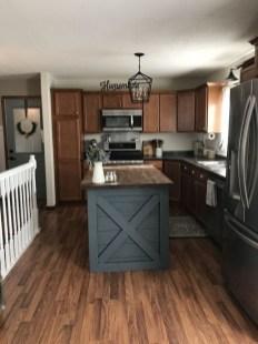 Cool Farmhouse Kitchen Color Design Ideas20