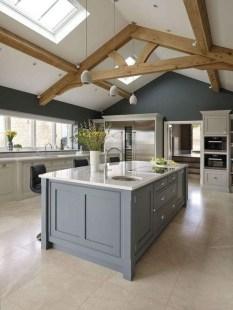 Cool Farmhouse Kitchen Color Design Ideas21