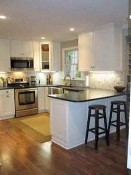 Cool Farmhouse Kitchen Color Design Ideas44