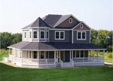 Creative Farmhouse House Plans Ideas With Wrap Around Porch04