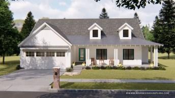 Creative Farmhouse House Plans Ideas With Wrap Around Porch28