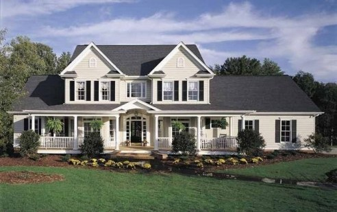 Creative Farmhouse House Plans Ideas With Wrap Around Porch36