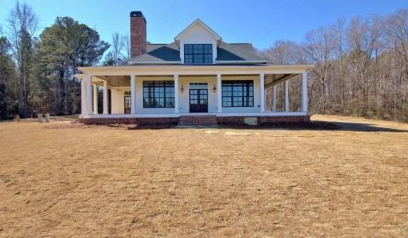 Creative Farmhouse House Plans Ideas With Wrap Around Porch41