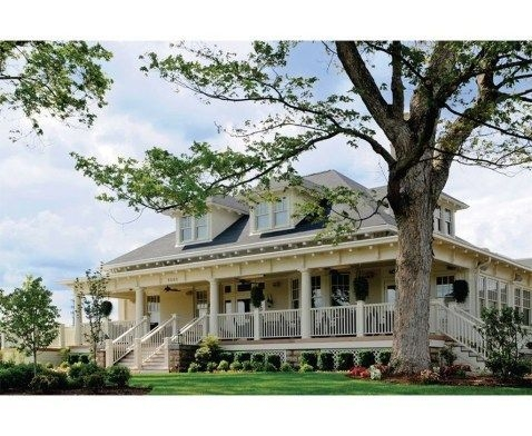 Creative Farmhouse House Plans Ideas With Wrap Around Porch46