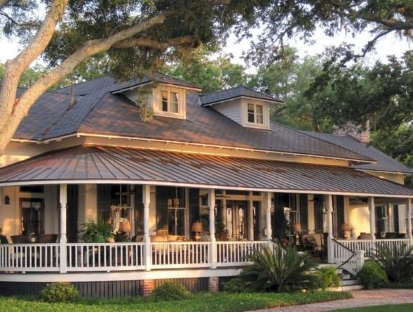 Creative Farmhouse House Plans Ideas With Wrap Around Porch47
