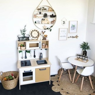 Creative Small Playroom Ideas For Kids02