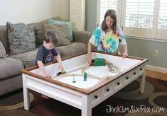 Creative Small Playroom Ideas For Kids08