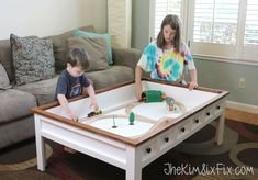 Creative Small Playroom Ideas For Kids08