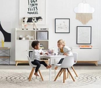 Creative Small Playroom Ideas For Kids09