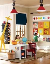 Creative Small Playroom Ideas For Kids40