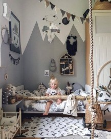 Creative Small Playroom Ideas For Kids46