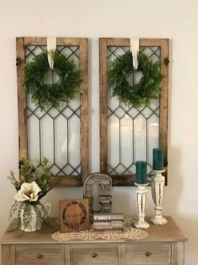 Elegant Antique Farmhouse Decoration Ideas For Home11