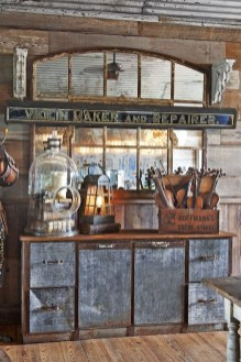Elegant Antique Farmhouse Decoration Ideas For Home30