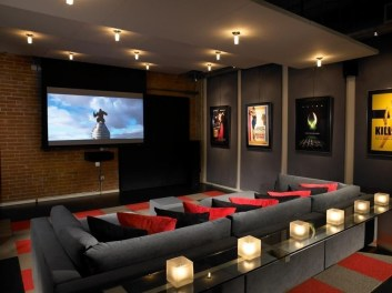Inspiring Theater Room Design Ideas For Home02