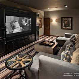 Inspiring Theater Room Design Ideas For Home03