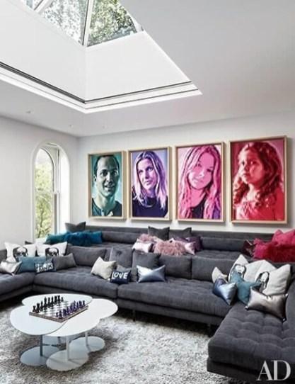 Inspiring Theater Room Design Ideas For Home09