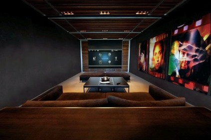 Inspiring Theater Room Design Ideas For Home19