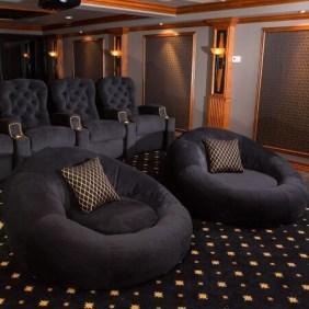 Inspiring Theater Room Design Ideas For Home20