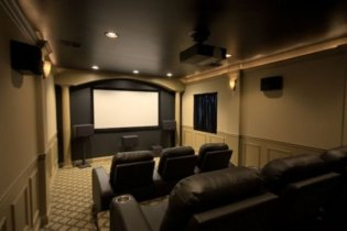 Inspiring Theater Room Design Ideas For Home25