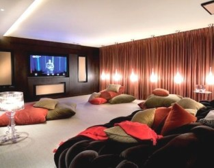 Inspiring Theater Room Design Ideas For Home28