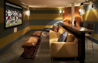 Inspiring Theater Room Design Ideas For Home29