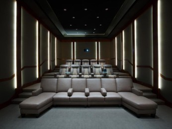 Inspiring Theater Room Design Ideas For Home42