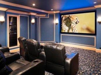 Inspiring Theater Room Design Ideas For Home43