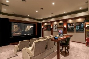 Inspiring Theater Room Design Ideas For Home45