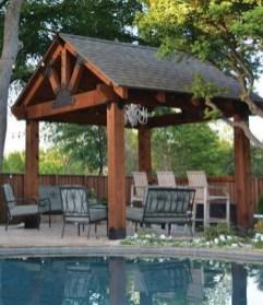 Modern Wood Pavilion Design Ideas For Backyard10